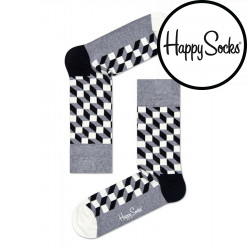 Ponožky Happy Socks Filled Optic (FO01-901)