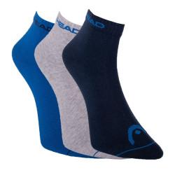 3PACK ponožky HEAD vícebarevné (761011001 001)