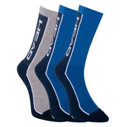 3PACK ponožky HEAD vícebarevné (791011001 001)