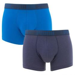 2PACK pánské boxerky Puma vícebarevné (601002001 001)