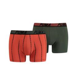 2PACK pánské boxerky Puma vícebarvné (601003001 002)