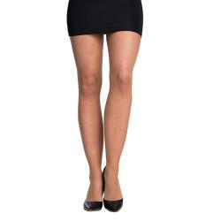 5PACK dámské silonové punčochy Bellinda béžové (290001-0230)