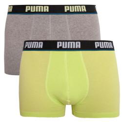 2PACK pánské boxerky Puma vícebarevné (521025001 010)