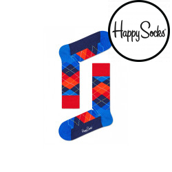 Ponožky Happy Socks Argyle (ARY01-6500)