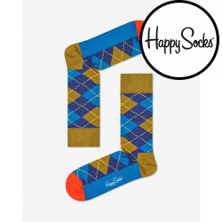 Ponožky Happy Socks Argyle (ARY01-7500)
