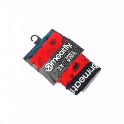 2PACK pánské boxerky Meatfly vícebarevné (Balboa 2 - C)