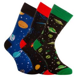 3PACK ponožky crazy Bellinda vícebarevné (BE491004-306)
