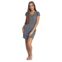 Dámská noční košile Cocoon Secret šedá (COC3070-KG)