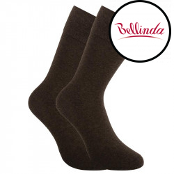 Ponožky Bellinda bambusové tmavě šedé (BE497520-926)