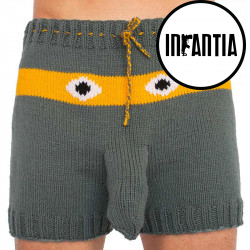 Ručně pletené trenky Infantia (PLET169)