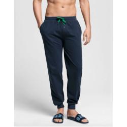Pánské kalhoty na spaní Gant tmavě modré (902039606-410)