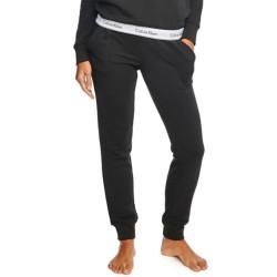 Dámské tepláky Calvin Klein černé (QS5716E-001)