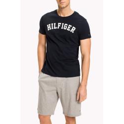 Pánské tričko Tommy Hilfiger tmavě modré (UM0UM00054 416)