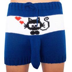 Ručně pletené trenky Infantia (PLET125)