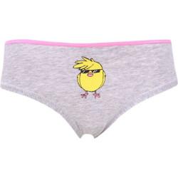 3PACK Dámské kalhotky Andrie s kuřátkem (PS 2669)