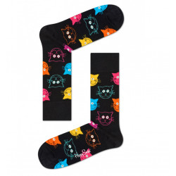 Ponožky Happy Socks Cat Sock (MJA01-9001)