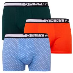 3PACK pánské boxerky Tommy Hilfiger vícebarevné (UM0UM01565 0T2)