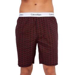 Pánské trenky na spaní Calvin Klein černé (NM1523E-98M)