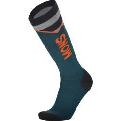 Pánské ponožky Mons Royale vícebarevné (100127-1125-132)
