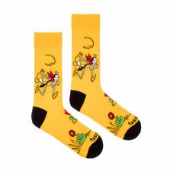 Veselé ponožky Fusakle Ferda mravenec (--0777)