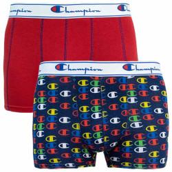 2PACK pánské boxerky Champion vícebarevné (Y081W)