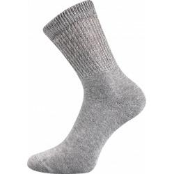 Ponožky BOMA šedé (012-41-39 I)
