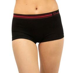 Dámské kalhotky Gina černé (03014)