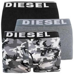 3PACK pánské boxerky Diesel vícebarevné (00ST3V-0WBAE-E5359)