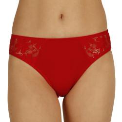 Dámské kalhotky Andrie červené (PS 2550 B)