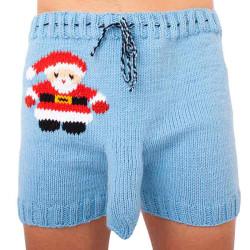 Ručně pletené trenky Infantia (PLET23)